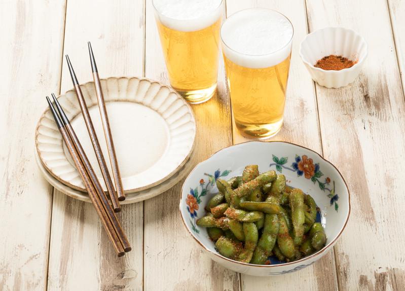 枝豆は世界的にも人気の食材!枝豆の歴史とは