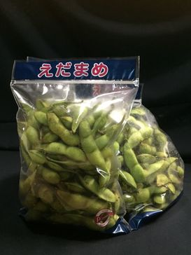 丹波黒枝豆・莢枝豆/300g詰×10袋(計3kg)